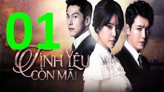 Tình yêu còn mãi tập 1, phim tình cảm Hàn Quốc hấp dẫn
