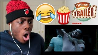 Breaking In - Official Trailer REACTION!!!