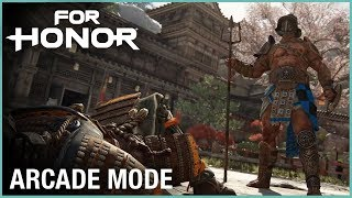 For Honor - Gamescom 2018 Arcade Mode Trailer