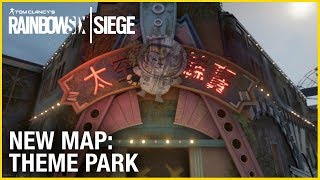 Rainbow Six Siege - New Map: Theme Park