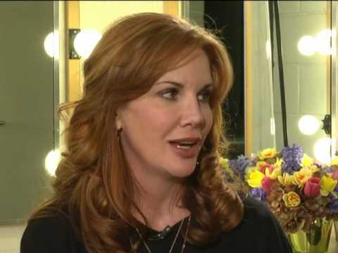 Daytime TV - Melissa Gilbert talks about her life and career - YouTube