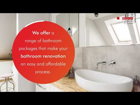 Oxford Bathrooms - Bathroom Renovations in Sydney Since 1999
