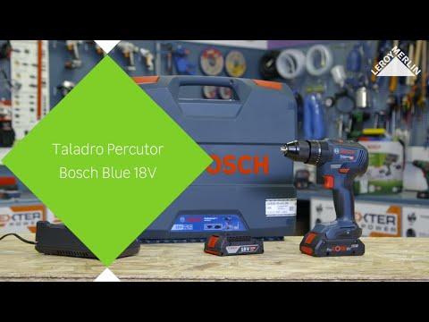 Taladro percutor Bosch Blue 18v – LEROY MERLIN