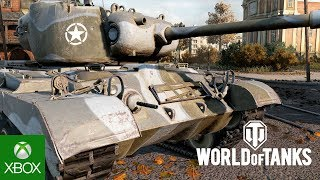 World of Tanks rolls out Xbox One X enhancements