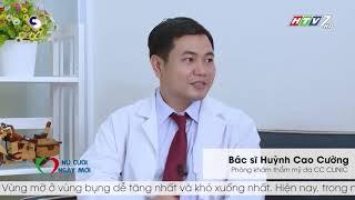 Giảm mỡ bụng an toàn với chia sẻ bác sĩ Huỳnh Cao Cường