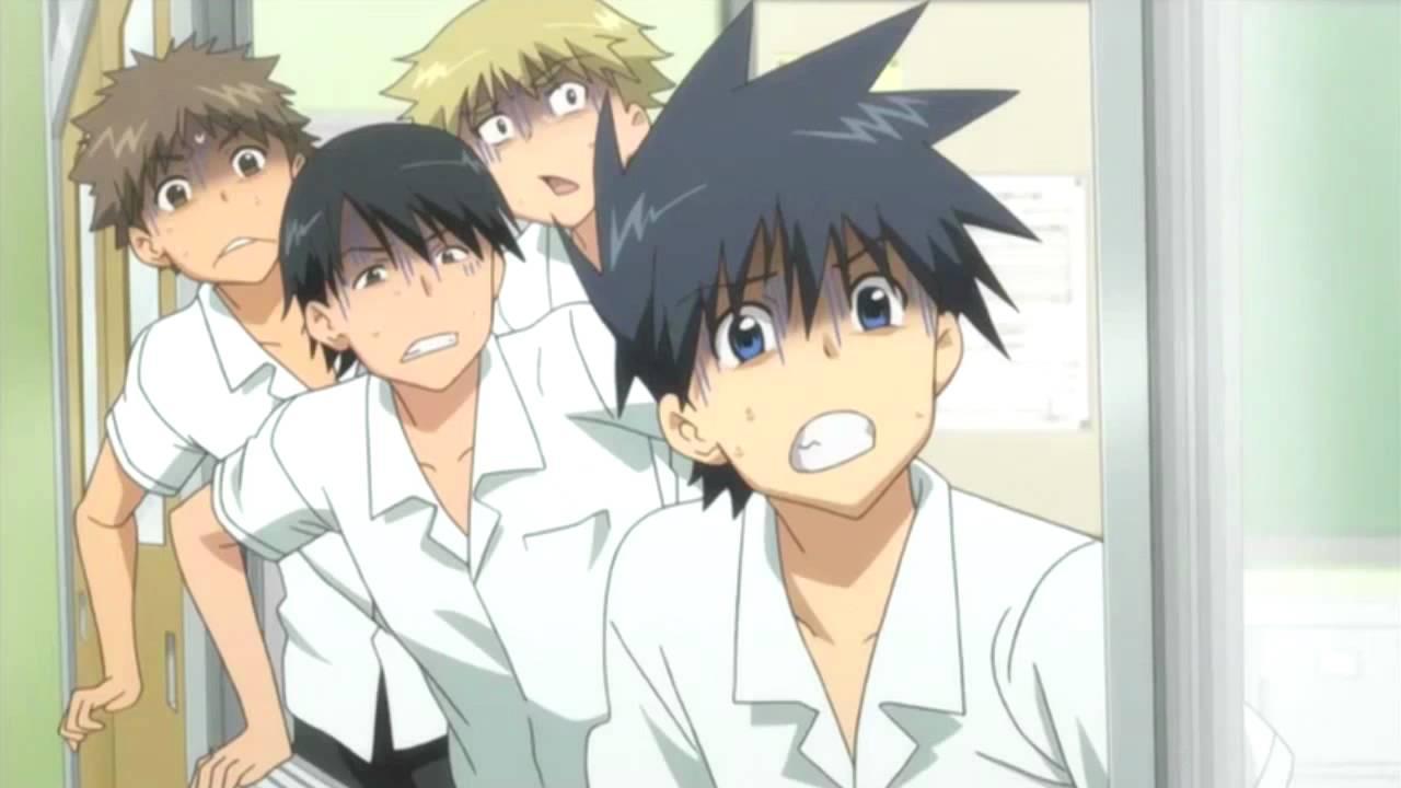 anime is my live kissxsis