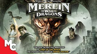 Merlin And The War Of The Dragons   Full Fantasy Adventure Movie