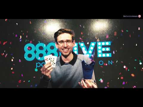 888poker LIVE 2019 London Kickoff