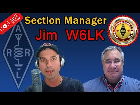Interview with ARRL Section Manager