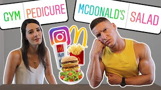 We let Instagram control our marriage for 24 hours... *bad idea*