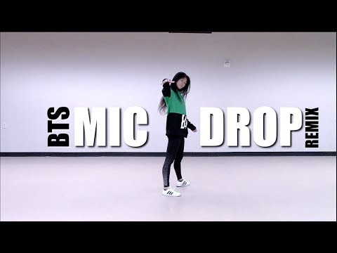 BTS MIC DROP REMIX — full dance cover by crystal diamond