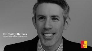 2015 Outstanding Faculty Recipient - Dr  Phillip Harries