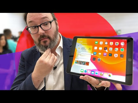 iPad 7th generation 2019 first impressions