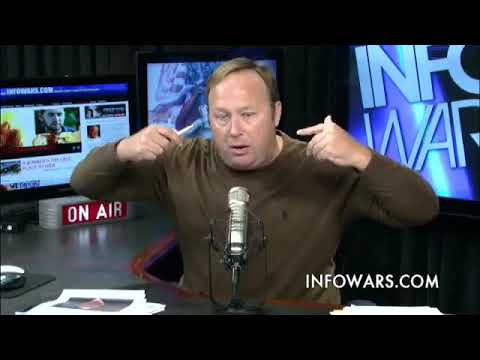 Alex Jones Calls Out CPS Over Death of Little Texas Girl