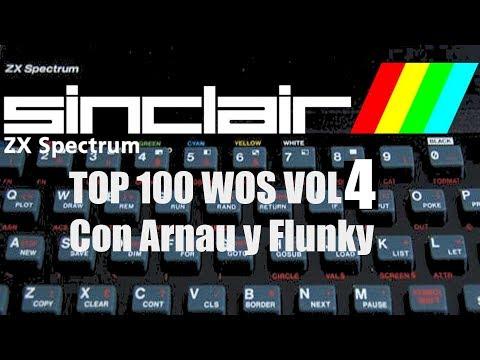 TOP 100 ZX WORLD OF SPECTRUM VOL 4