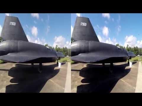 Let's Explore the SR 71 in HD 3D by Jesse James Allen