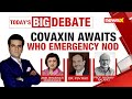 Covaxin Awaits WHO Emergency Nod   WHO's Bias Against Indian Vax Exposed    NewsX