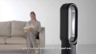 Dyson Hot + Cool Air Multiplier Fan Heater AM05