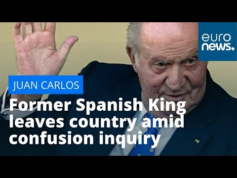 Royal departing: Former Spanish King leaves country amid confusion inquiry