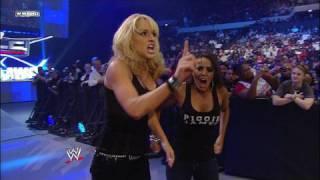 Mickie James vs. Natalya vs. Beth Phoenix