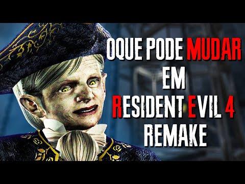 OQUE PODE MUDAR NO CASTELO DE RESIDENT EVIL 4 REMAKE