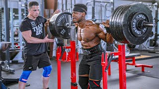 Squats With The Best - RUSS SWOLE & NICK WRIGHT