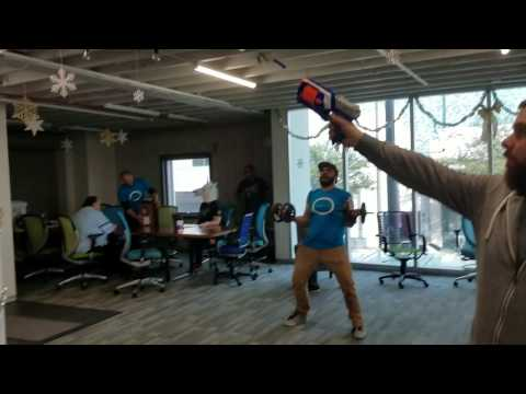 Happy New Year - SmartThings Support Mannequin Challenge