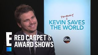 "Jason Ritter Talks ""Kevin (Probably) Saves the World"" 