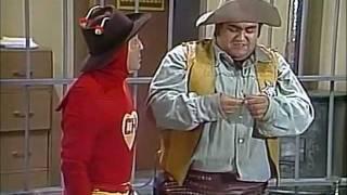 El Chapulín Colorado *La Ley del Chipote Chillón* 1975