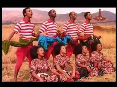 Tigist Afework - Gubel New [Traditional Amharic Music Video]