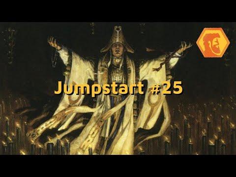 MTGA Jumpstart #25 - Armadura Pesada Reanimada