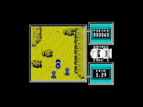 Reseña dedicada a Israel: Super Stunt Man (Codemasters) Spectrum
