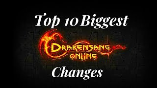 Drakensang Online | Top 10 Biggest Changes in DSO