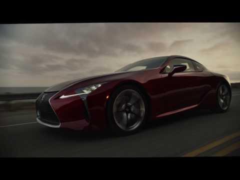 Lexus LC: The Vision (Del 1)