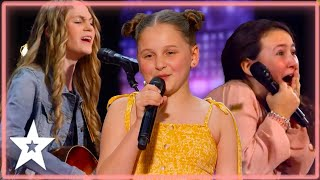 TOP 5 KID SINGERS on America's Got Talent 2020 | Kids Got Talent
