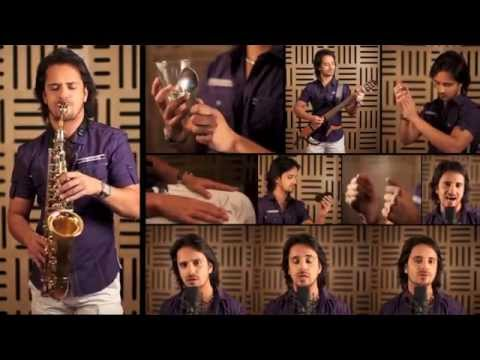 Raghav Sachar's I Gulabi Ankhen (Acoustic Cover)