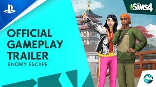 The Sims™ 4 Diversão na Neve: Trailer Oficial de Jogabilidade | PS4