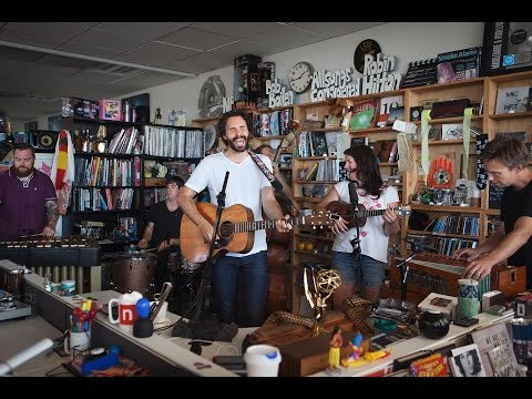 Blind Pilot: NPR Music Tiny Desk Concert