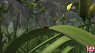 DirectX-11-Techdemo Ladybug (DoF, Focal Lens)
