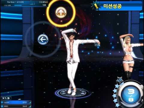 The Boys - 소녀시대 少女時代 (SNSD) 【Mstar】