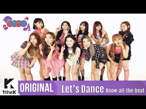Let's Dance: PRISTIN(프리스틴) _ WE LIKE