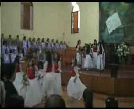 Grupo de Panderos - Catedral Iglesia Pentecostal de Chile