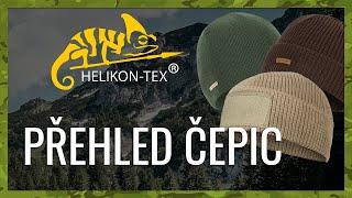 video - Přehled zimních čepic značky HELIKON - Military Range CZ/SK
