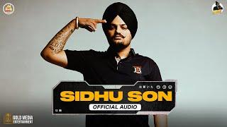 Sidhu Son – Sidhu Moose Wala Video HD