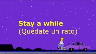 Cuco - Melting (Lyrics) (Sub. Español)