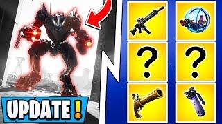 *ALL* Fortnite Season X Changes! | Rift Zones, 9 Vaults, B.R.U.T.E, Arena Update!