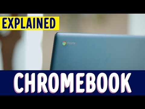 Mikä on Chromebook? Gigantti kertoo