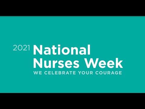 Celebrate National Nurses Week 2021