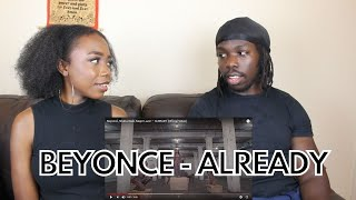 Beyoncé, Shatta Wale, Major Lazer – ALREADY (Official Video) - REACTION VIDEO