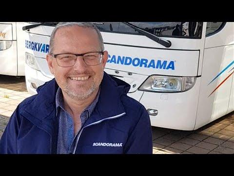 Intervju med Scandoramaguide Martin Sandstedt
